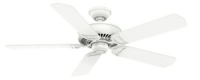 Motor Only Quot White Ceiling Fan Panama Control 55027